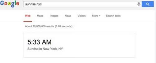 GO Creative - 21 handy Google search tips