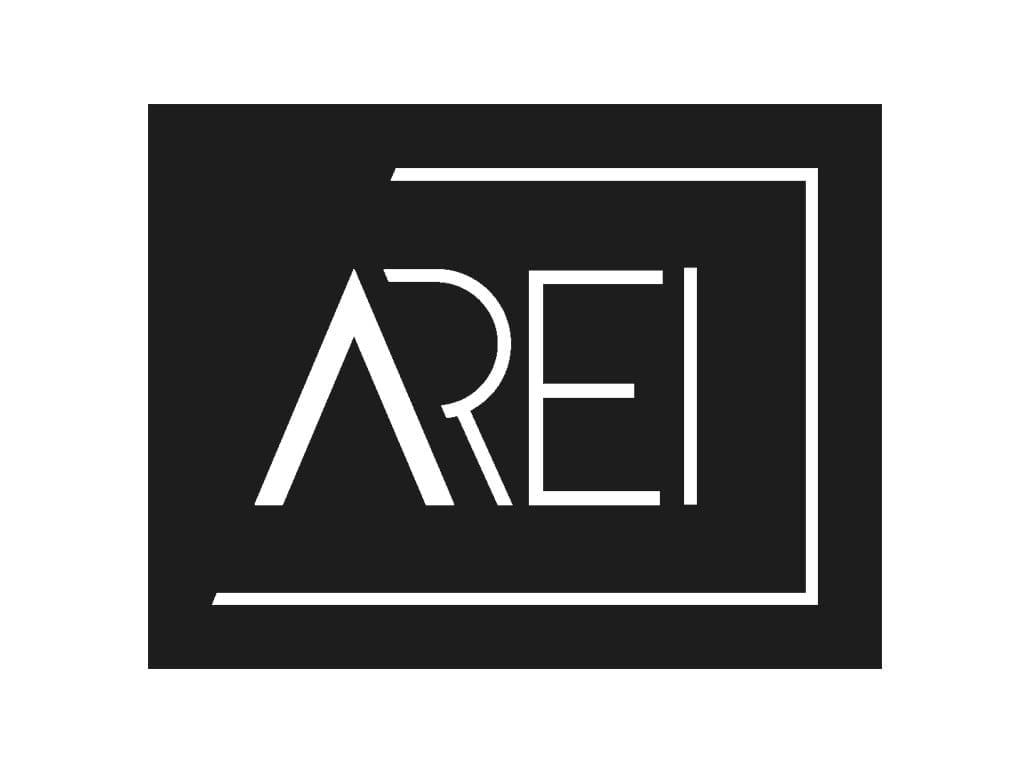arei designs logo