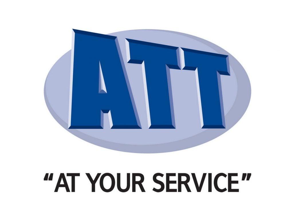 att logistics logo