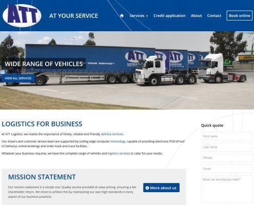 Automotive & transport websites - GO Creative