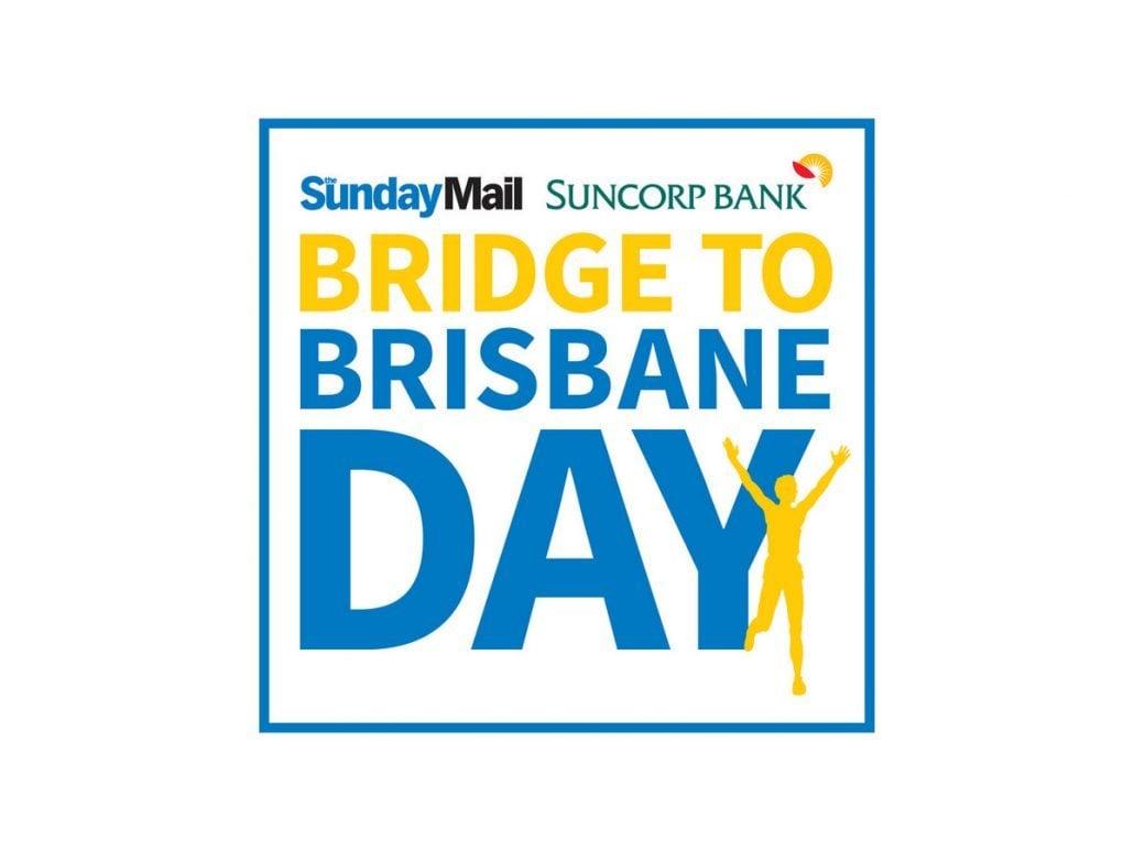 bridge to brisbane day logo