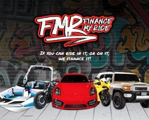 Finance My Ride website