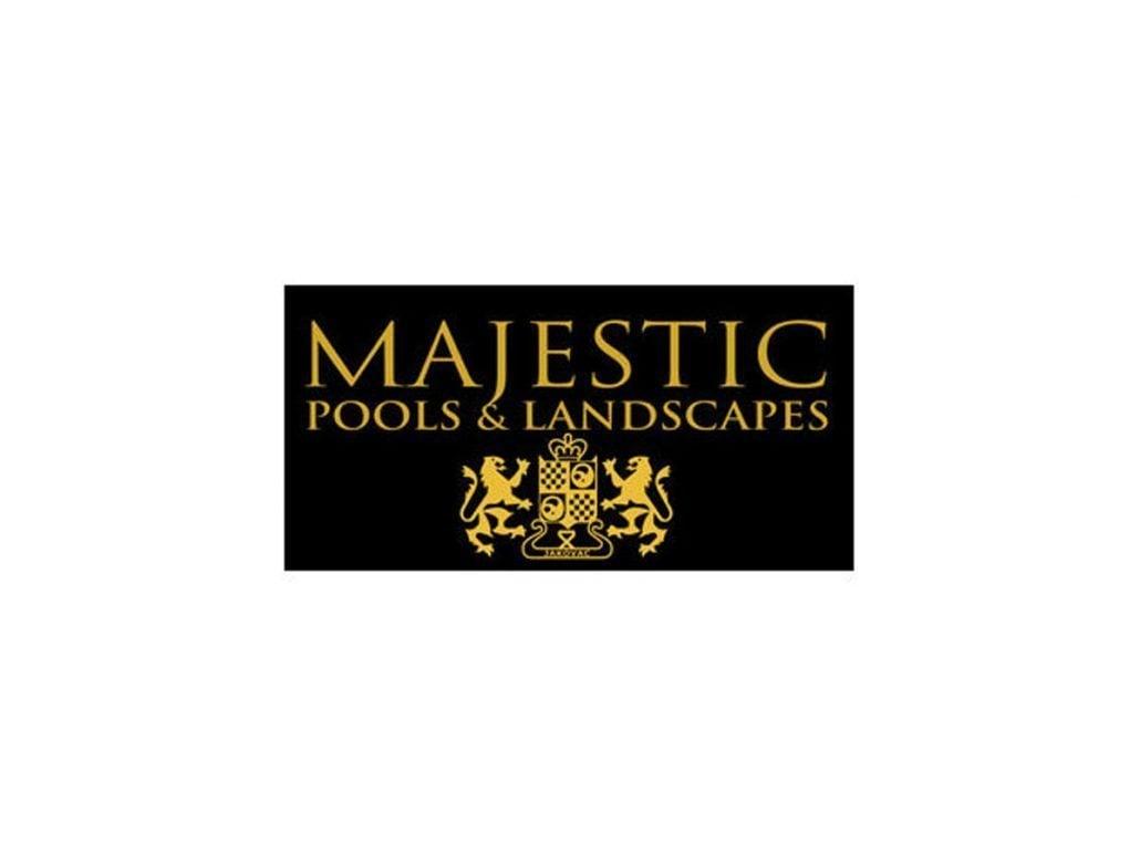 majestic pools logo