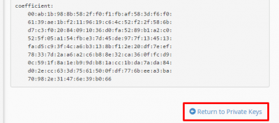 GO Creative - Install an SSL certificate